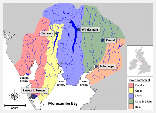 catchment-map